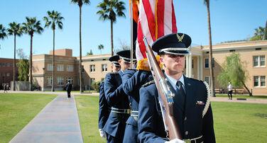 Air Force ROTC Leadership Fund